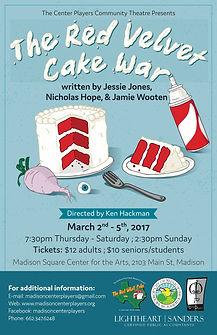 The Red Velvet Cake War poster