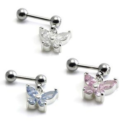 Hanging Butterfly Microbar (HEX6)
