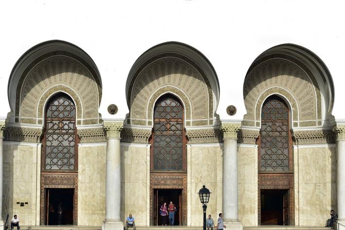 Paysage d'architecture