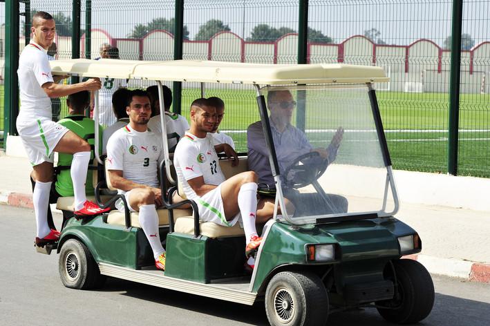 Equipe Algerienne de football