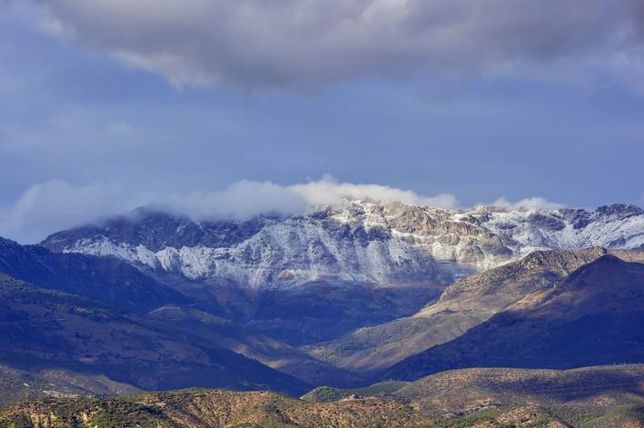 Le mont Tikjda