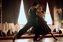 danse à deux