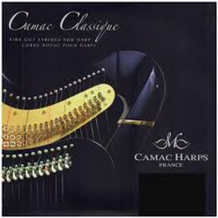 Pedal Harp Strings Set