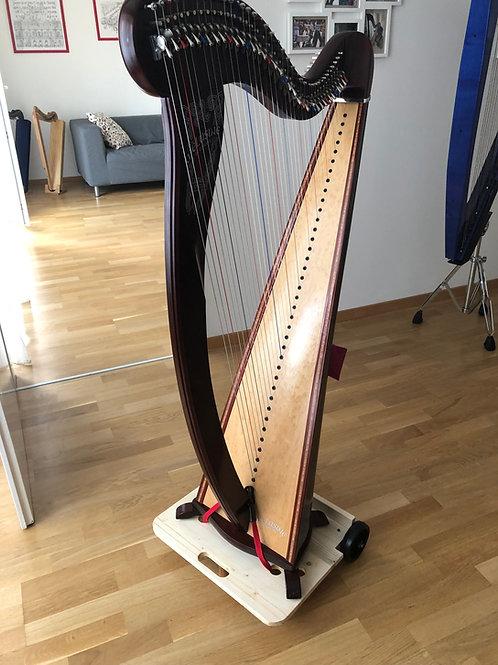Lever Harp Trolley, Carrello per arpa celtica