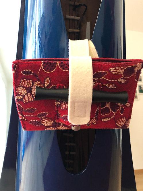 Tuner Bag, porta chiave ed accordatore per arpa