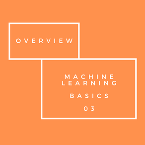 Machine Learning Basics - Tree Based Models