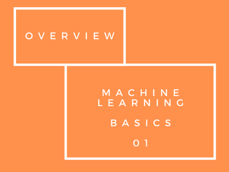 Machine Learning Basics - Model Evaluation 01