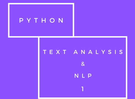 Introduction to Regular Expressions with Python for Digital Humanities
