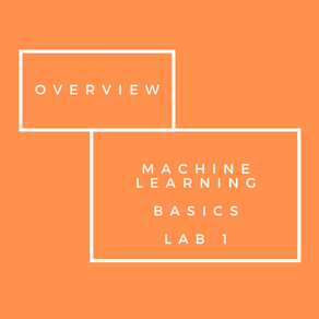 Machine Learning Basics - Lab 1