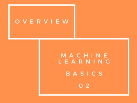 Machine Learning Basics - Model Evaluation 02