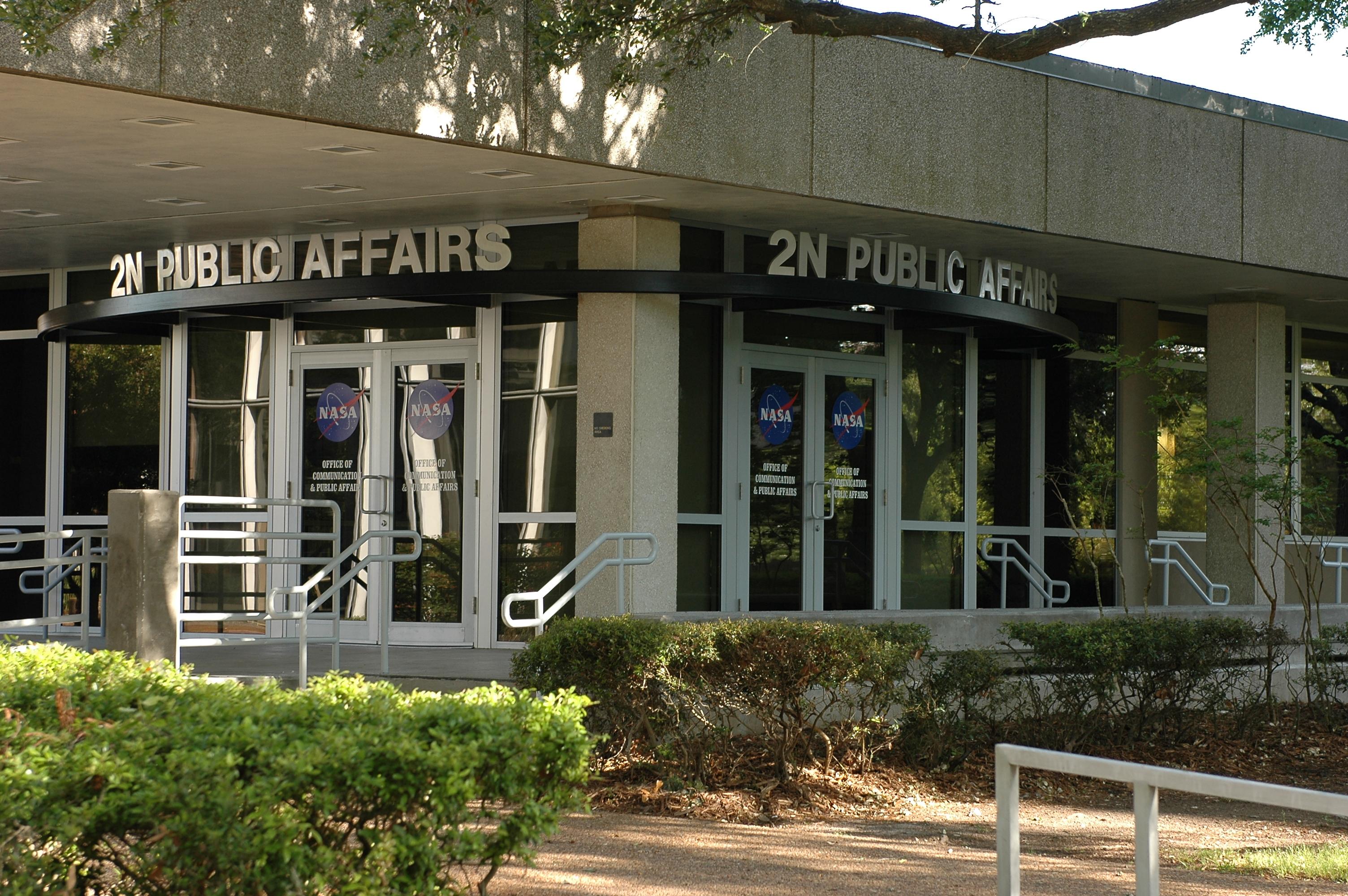 NASA JSC Public Affiars Office