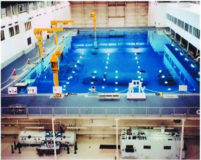 NASA Nuetral Buoyancy Lab