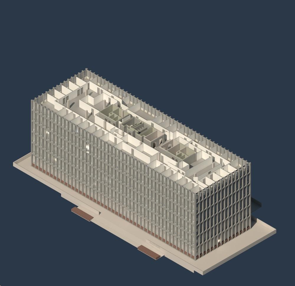 JJ Pickle Building Feasibility Study