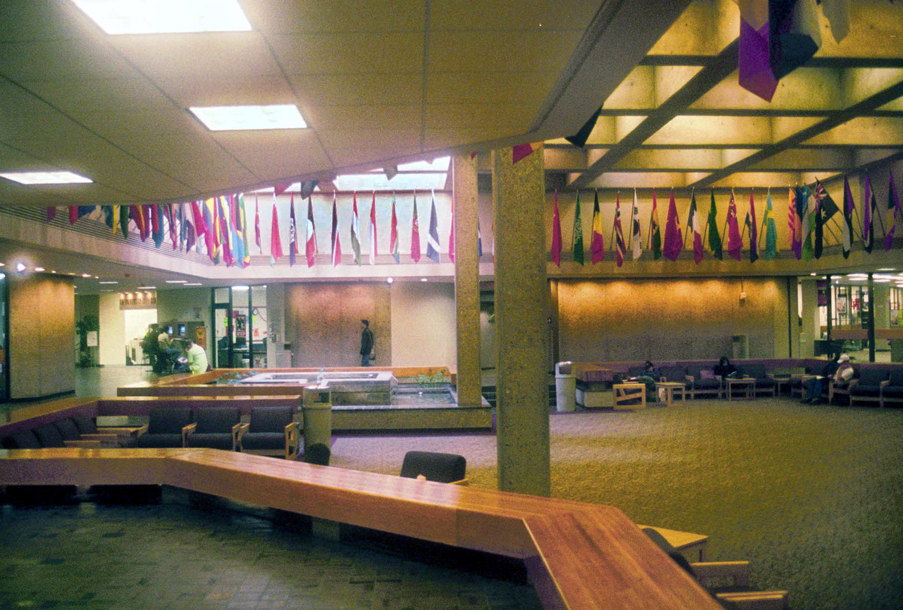 University Center Underground