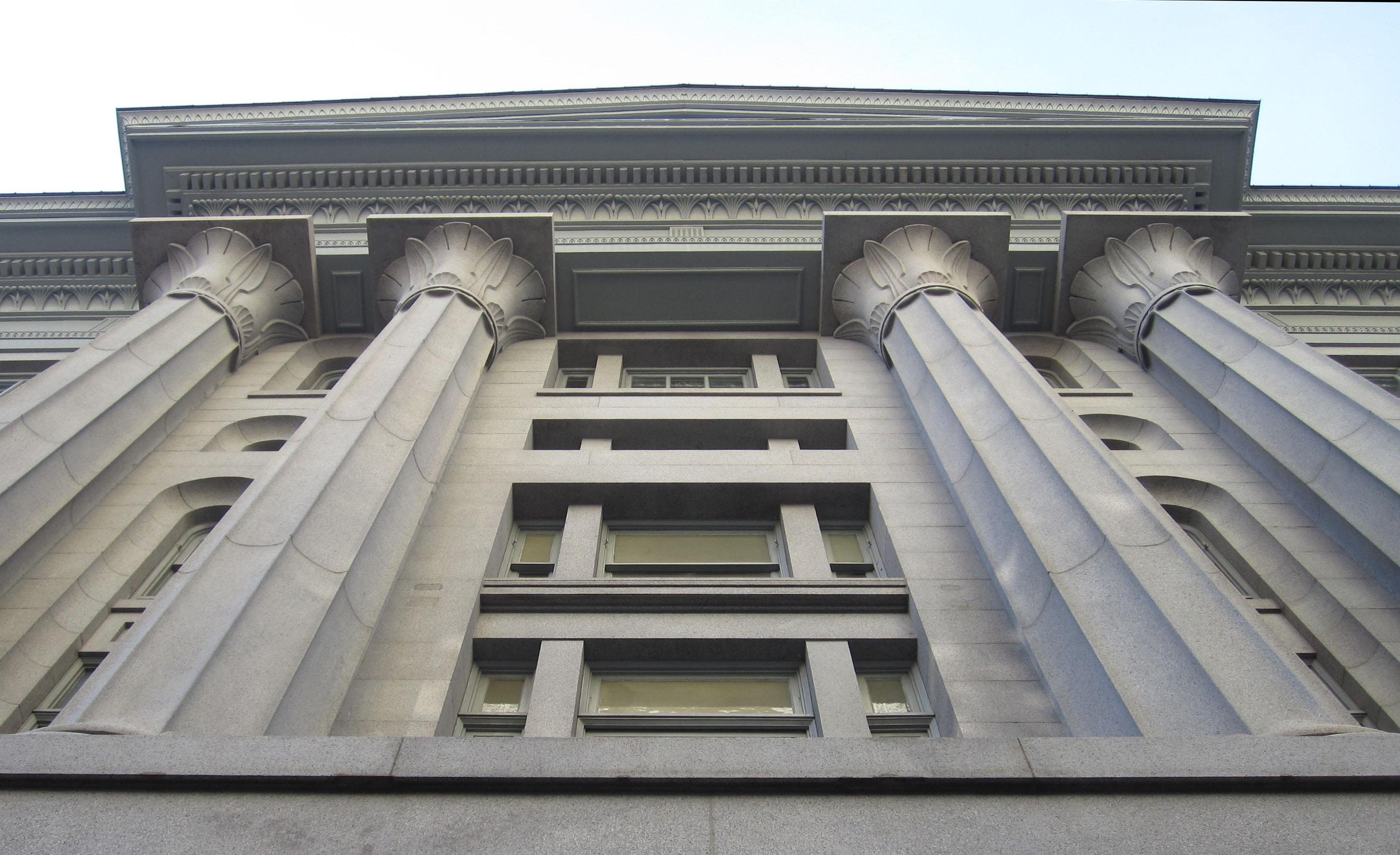 US Custom House