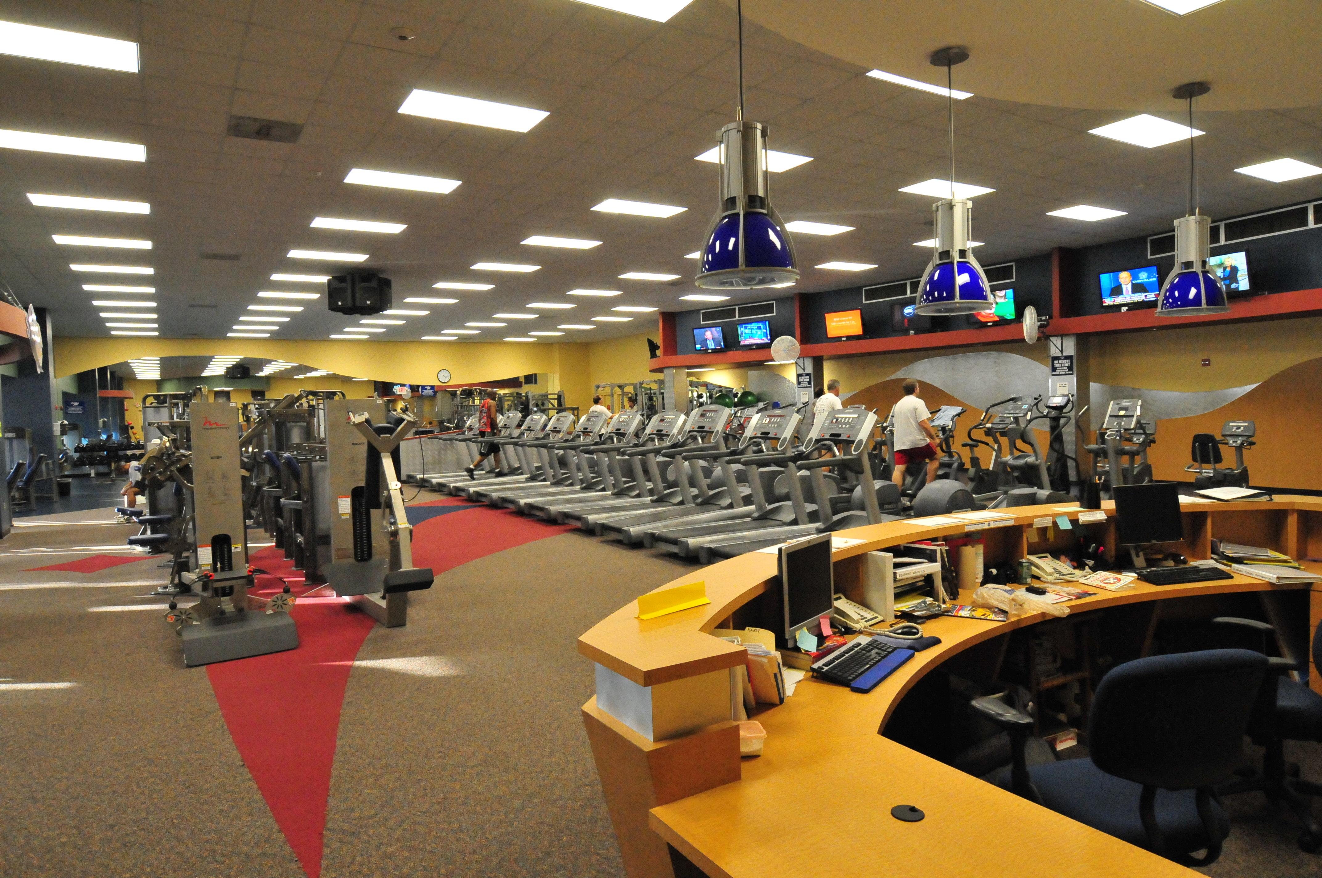 NASA JSC Fitness Facility