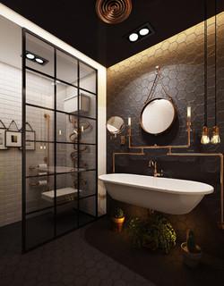 vintage-industrial-bathroom