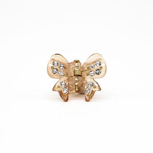 Mini Kayla Jaw Clip with Swarovski Crystal