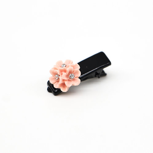 Joyce Alligator Clip with Verbena