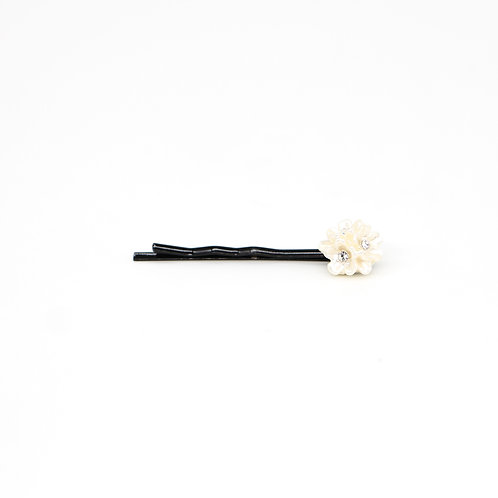 Small Verbena Bobby Pin