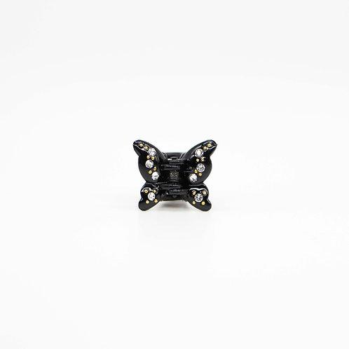 Lindsey Jaw Clip with Swarovski Crystals (Mini)