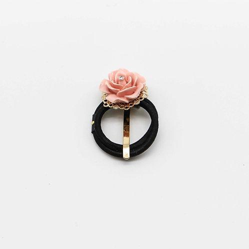 Rose 2-Piece Hair Tie