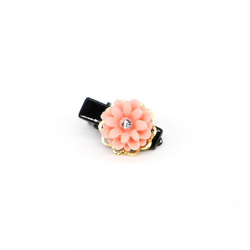 Joyce Alligator Clip with Daisy