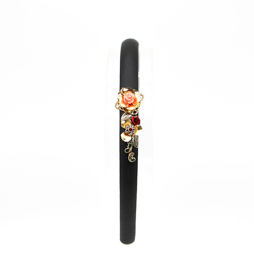 The Lasalle Collection: Classic Garden Thin Hairband