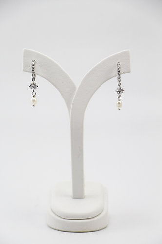 The Pinnacles Collection - Cubic Zirconia Earrings