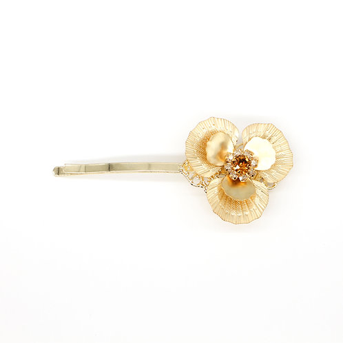 The Lasalle Collection: Gold-plated Bobby Pin