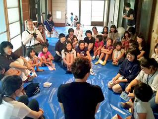 きくがわジュニアアート教室 第2回「初めての陶芸体験」活動報告