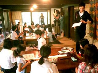 きくがわジュニアアート教室 第1回「初夏の写真教室」活動報告