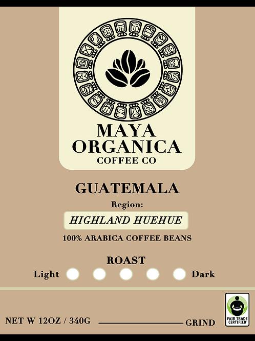 Highland Hueheu: Fair-Trade & Organic