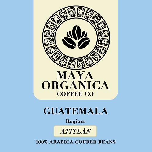Lake Atitlan, Guatemala: Organic & Top Lot