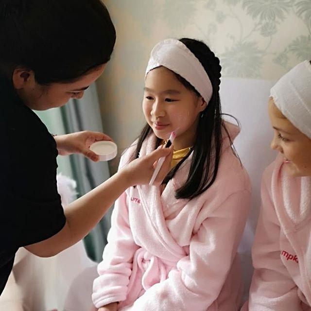 #spa #spaday #cute #littlegirl #littlegi