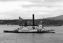 The oldest steamboat in the world