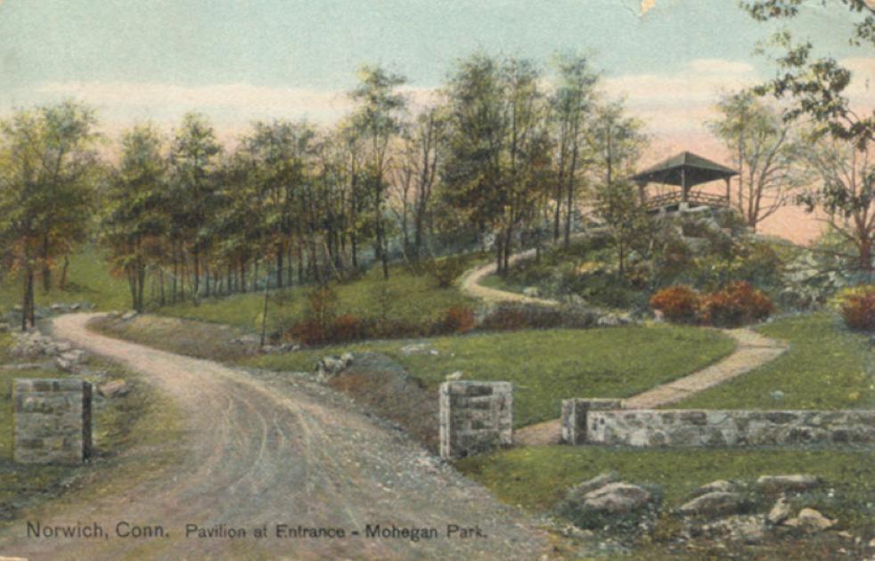 Mohegan Park circa 1911