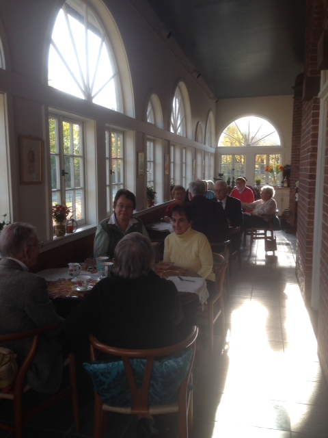 Afternoon Tea Party-11/9/2014