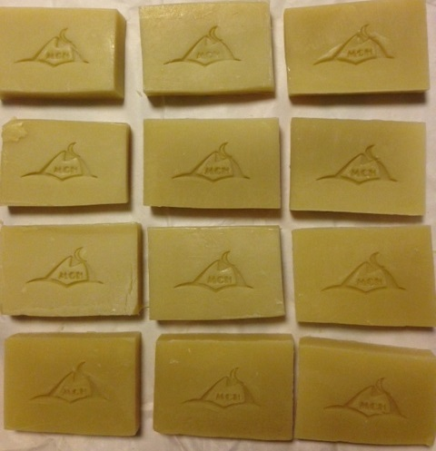 Hand-Made Soap for MCH B&B