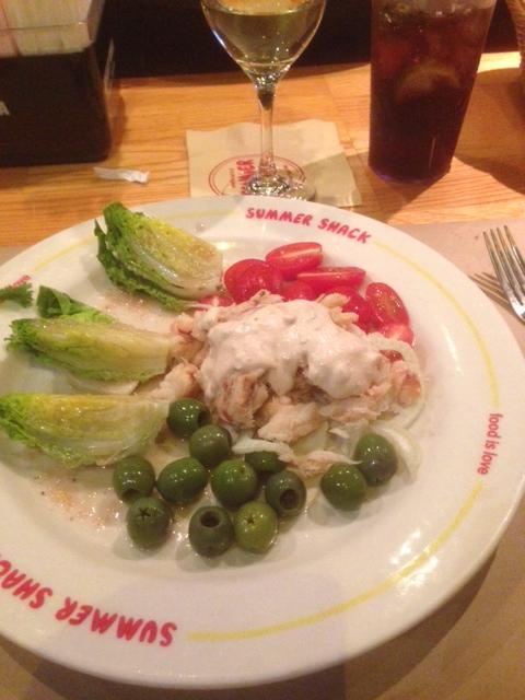 Crab Salad-my favorite