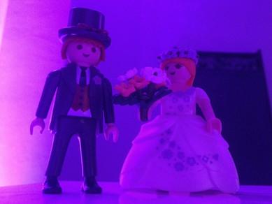 Mr & Mrs Playmobil