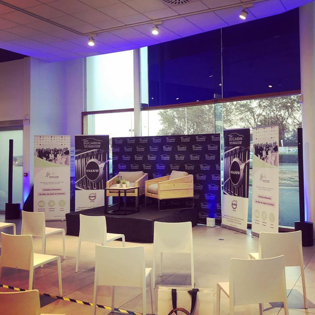 Conférence Volvo Lille