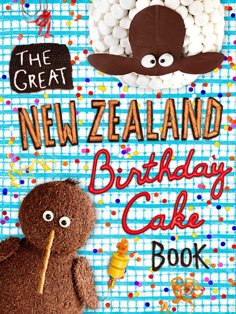 The Great New Zealand Birthday Cake Book