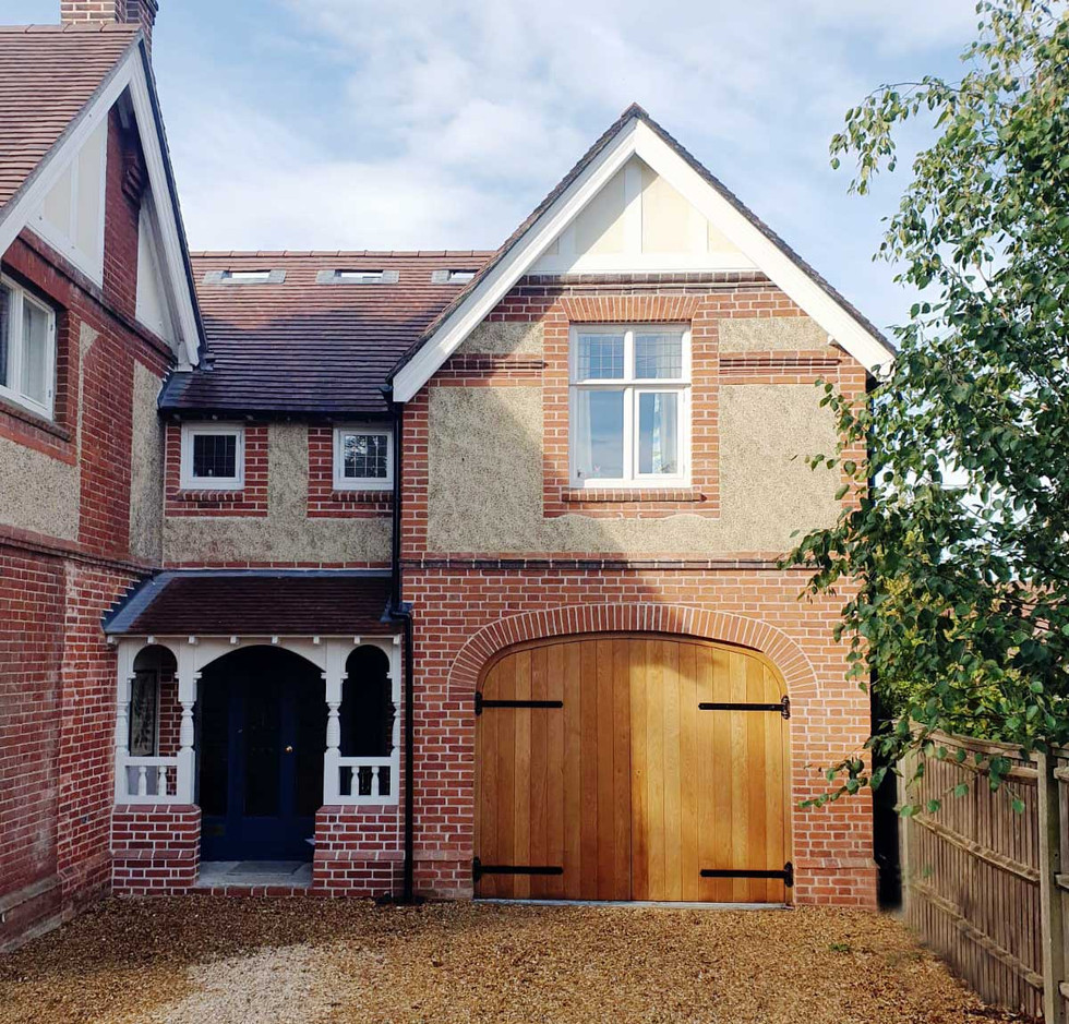 2 Storey House Extension