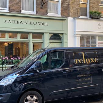 Hair Salon, Marylebone