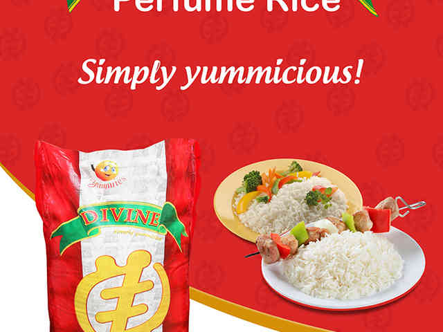 Posters for Divine Rice