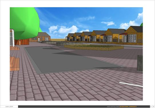 STREET LEVEL 7  - 3D DRAWING