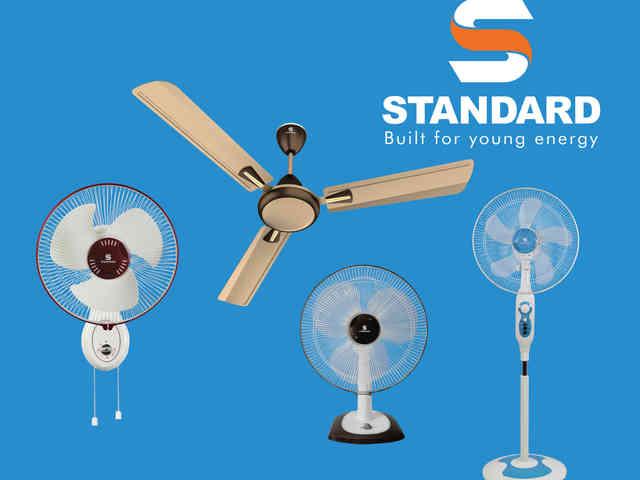 Signage for Standard Electricals