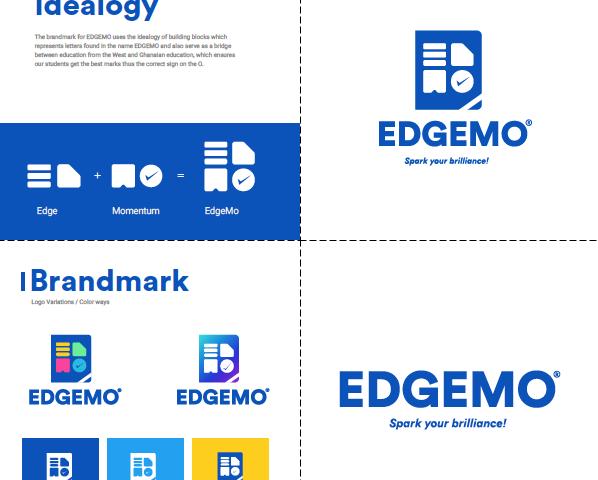 EDGEMO Brand Identity Systems