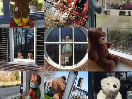 La Flandre sous le charme de la chasse à l'ours / Vlaanderen is in de ban van de Berenjacht